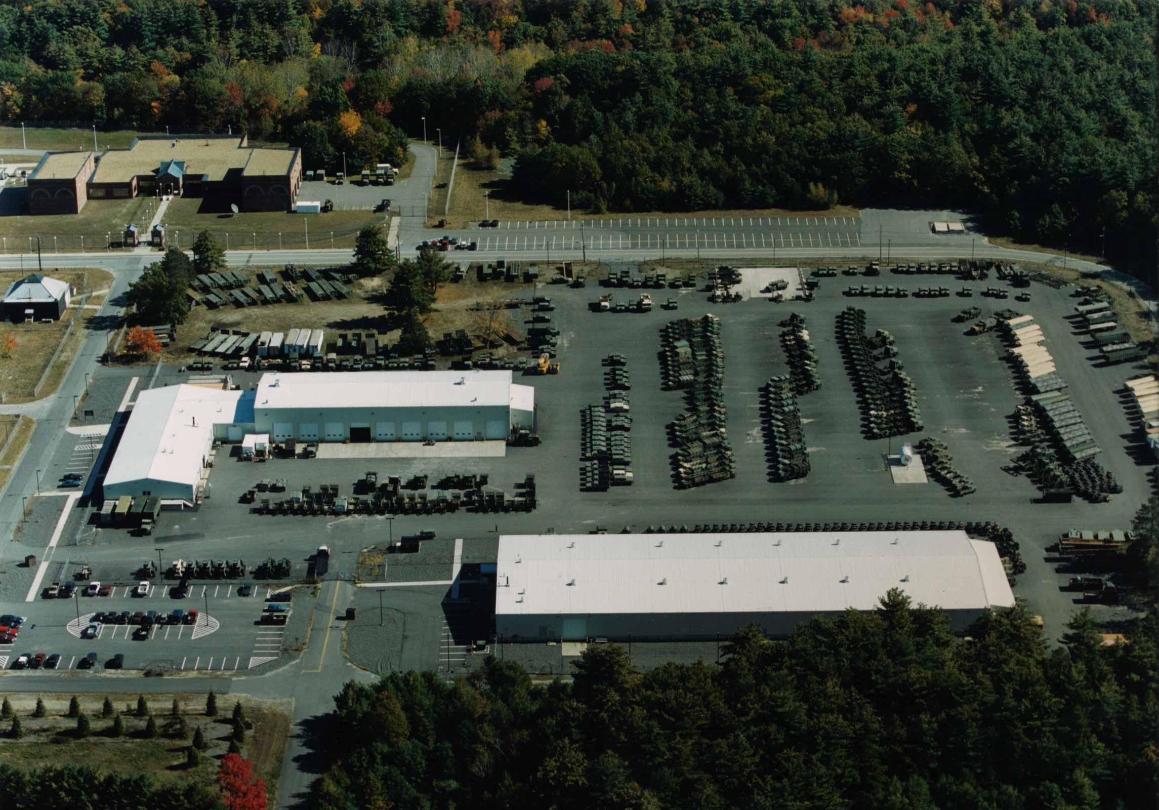 company area
