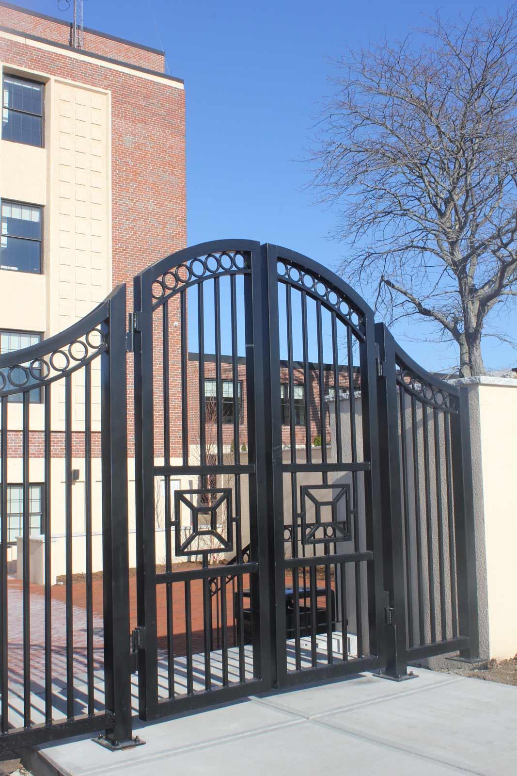 gate house